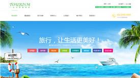 东城旅游股份有限公司案例-网站建设东莞